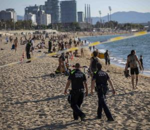 España busca formas seguras para recibir turistas desde la segunda mitad de junio