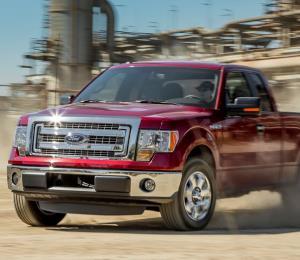 """Ford llama a revisión 1.5 millones de las """"pickups"""" F-150"""