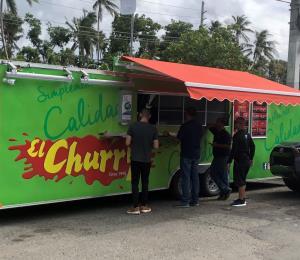 El Churry llega a los kioscos de Luquillo