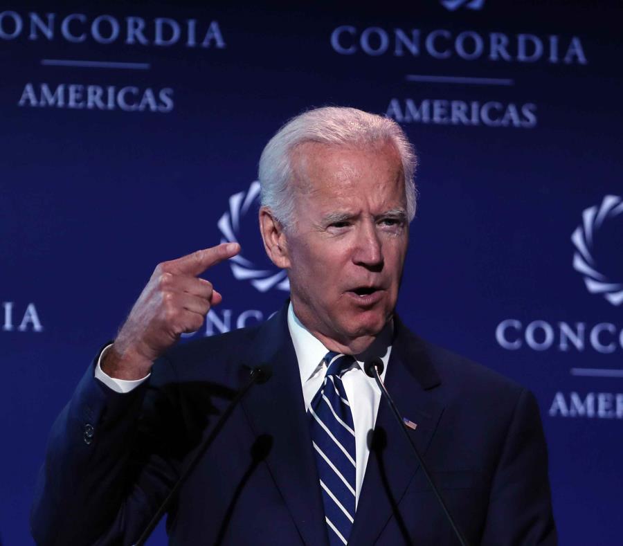 Biden fue vicepresidente durante la administración de Barack Obama. (GFR Media) (semisquare-x3)