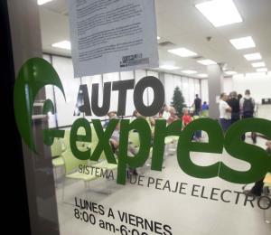 Radican en el Senado un proyecto para la reducción de multas de AutoExpreso