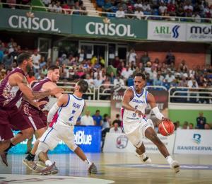 Dominicana se coloca a un paso de clasificar al Mundial de baloncesto