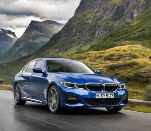 BMW Serie 3 Sedán: placer al conducir