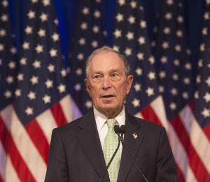 ¿Michael Bloomberg?