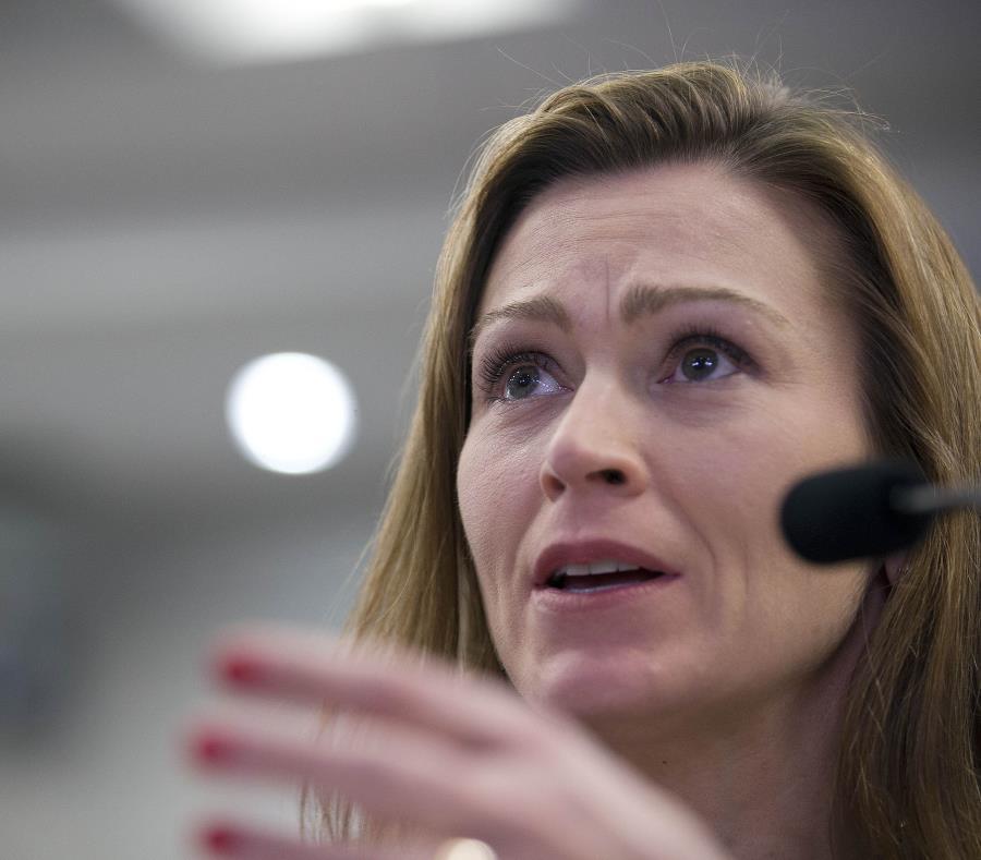 Julia Keleher, secretaria del Departamento de Educación. (GFR Media) (semisquare-x3)