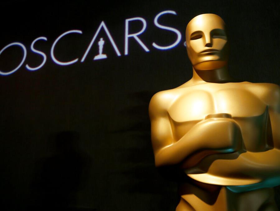En esta foto del 4 de febrero del 2019, una estatua del Oscar en el almuerzo de los nominados a la 91ra entrega anual de los Premios de la Academia en Beverly Hills, California. (AP/Archivo) (semisquare-x3)
