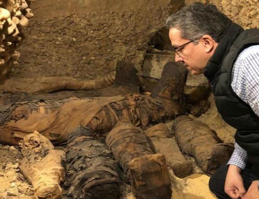 Todas las momias pertenecen al llamado periodo ptolemaico, que se extiende desde el año 305 al 32 aC (semisquare-x3)
