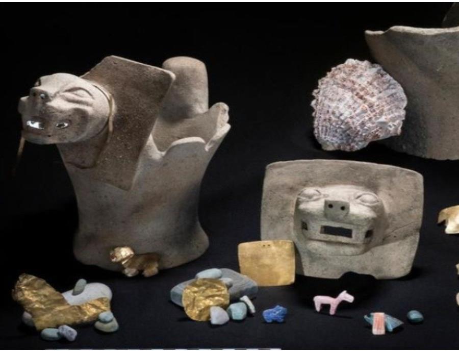 Esta civilización existió 500 años antes que los Incas.  (Twitter / @PNASNews) (semisquare-x3)