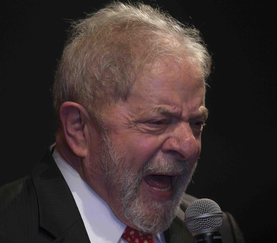 Lula da Silva pide desde la cárcel que