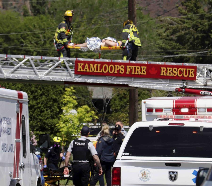 Una persona muere tras estrellarse un jet acrobático en Canadá