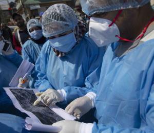 Se desangran los hospitales por el COVID-19