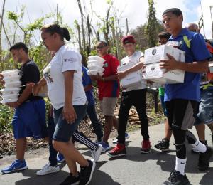 Oda a la juventud puertorriqueña