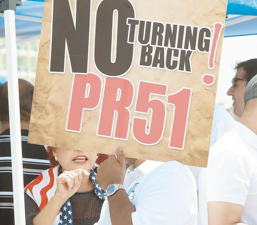 Grupos cívicos en Florida que se dedican a registrar electores indicaron que el tema del status no suele ser mencionado como un asunto que motiva a los boricuas de Florida a votar (semisquare-x3)