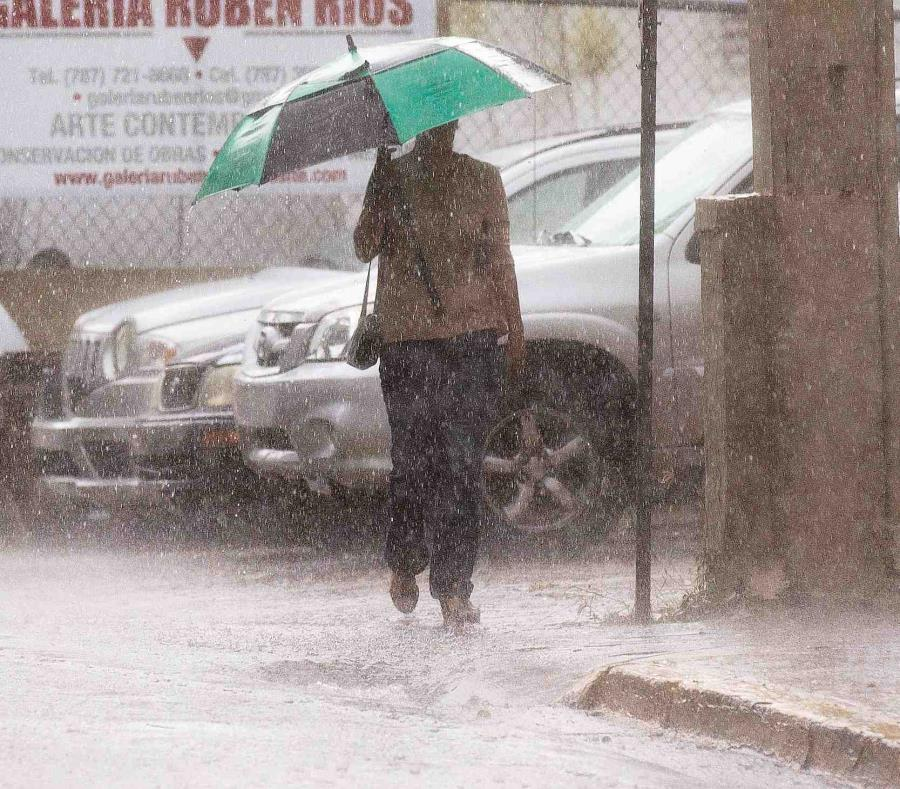 Estos episodios de lluvia podrían causar inundaciones urbanas y desbordamiento de pequeños riachuelos. (GFR Media) (semisquare-x3)