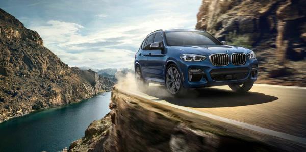 BMW X3 del 2018: con nuevo diseño e impecable manejo