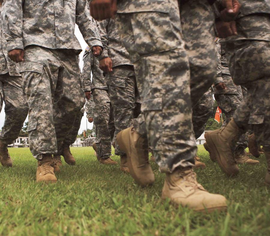 A pesar de que las tropas estadounidenses continúan absortas en la llamada Guerra contra el Terror en países como Afganistán, Irak, Siria o Níger, la nueva Estrategia de Defensa Nacional establece que la prioridad del Pentágono deben ser China y Rusia. (G (semisquare-x3)