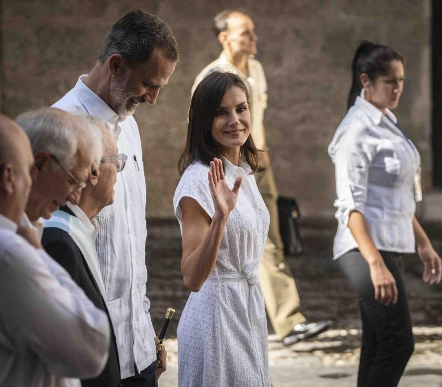 Felipe VI se reúne con Raúl Castro antes de marcharse de Cuba