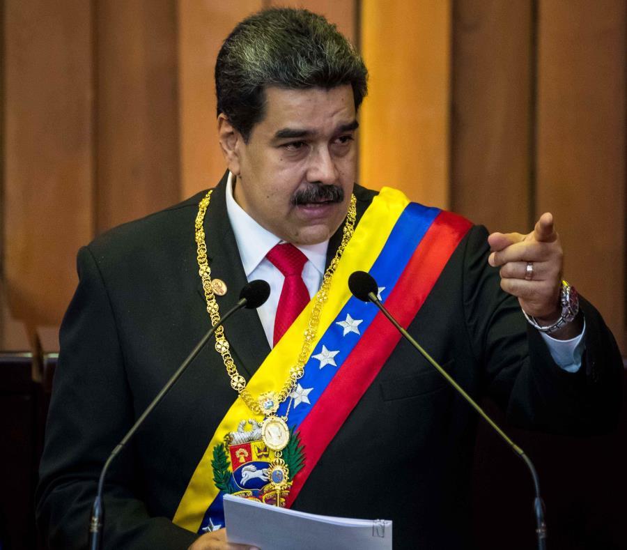 Maduro insistió en la
