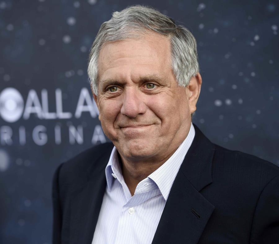 Les Moonves se unió a CBS en el 1995 como director de la división de entretenimiento, y ha fungido como el director de la emisora desde el 2006. (Chris Pizzello / Invision / AP) (semisquare-x3)