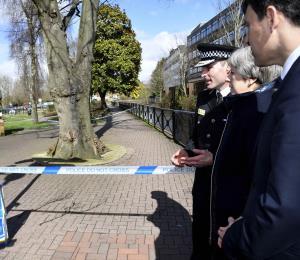 Unas 131 personas estuvieron expuestas al agente nervioso en Inglaterra