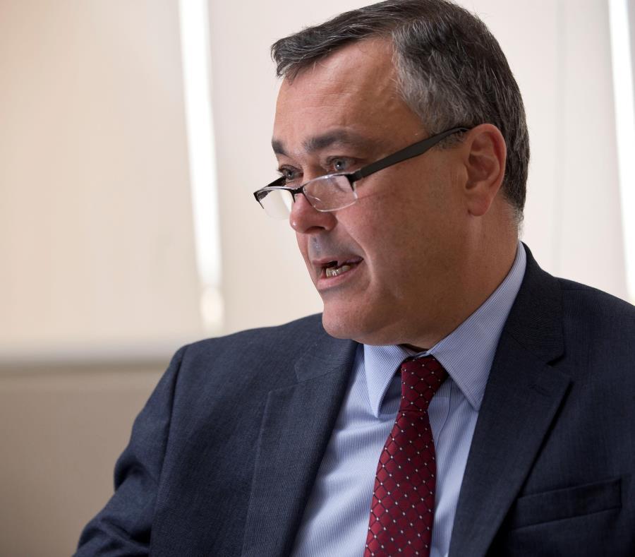 Luis Burdiel Agudo, presidente del Banco de Desarrollo Económico para Puerto Rico. (GFR Media) (semisquare-x3)