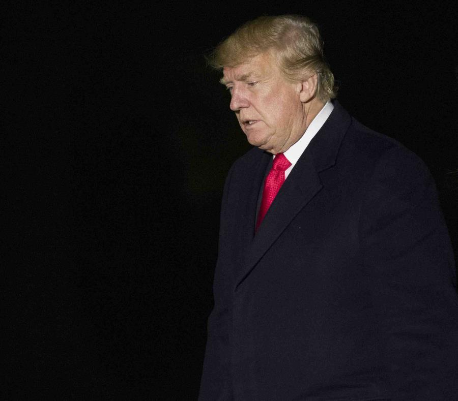 Donald Trump, presidente de Estados Unidos. (semisquare-x3)