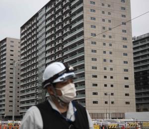 La Villa Olímpica de Tokio podría convertirse en un hospital temporero