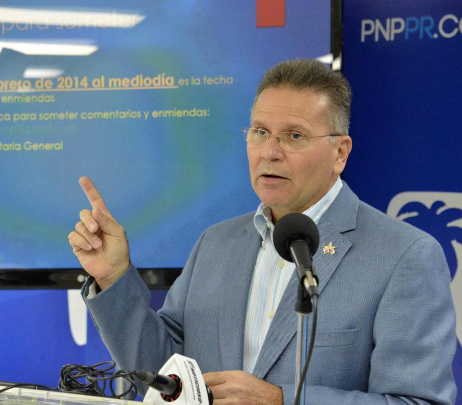 José Aponte, representante del PNP (semisquare-x3)