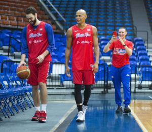 Preselección de baloncesto contará con 24 jugadores