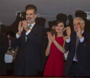 Los Reyes de España concluyen su visita a Cuba