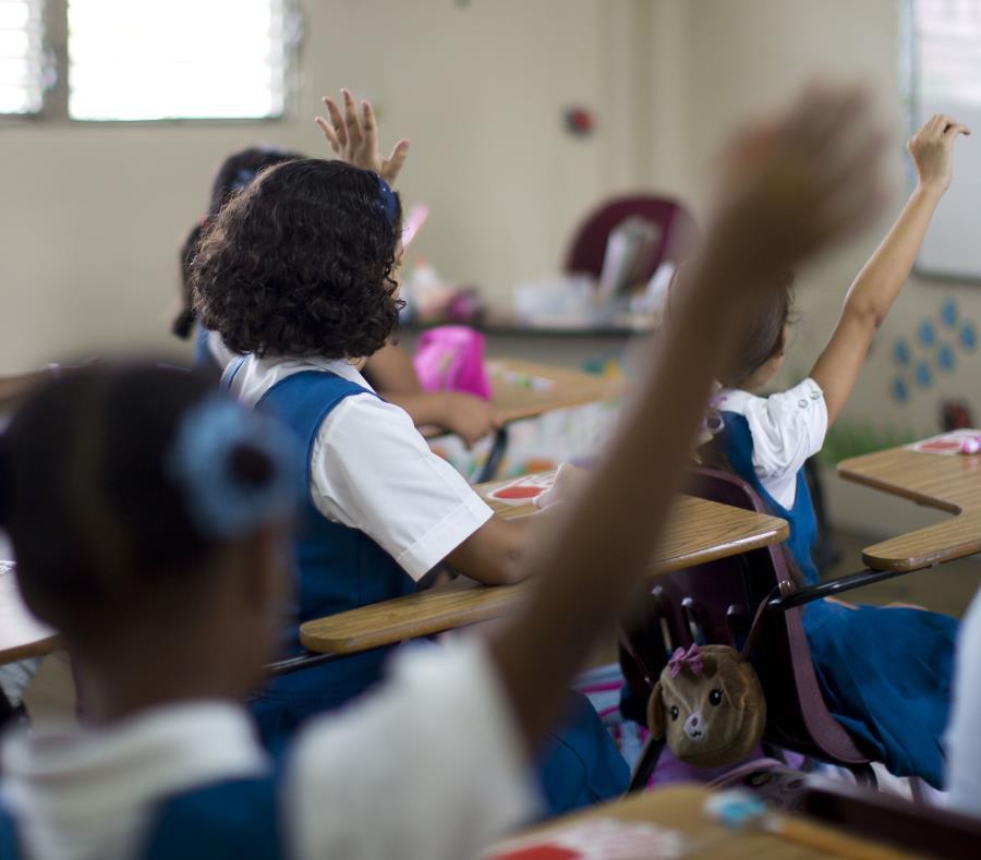 La medida es clara en establecer que la decisión final es de los distritos escolares de cada condado.. (GFR Media) (semisquare-x3)