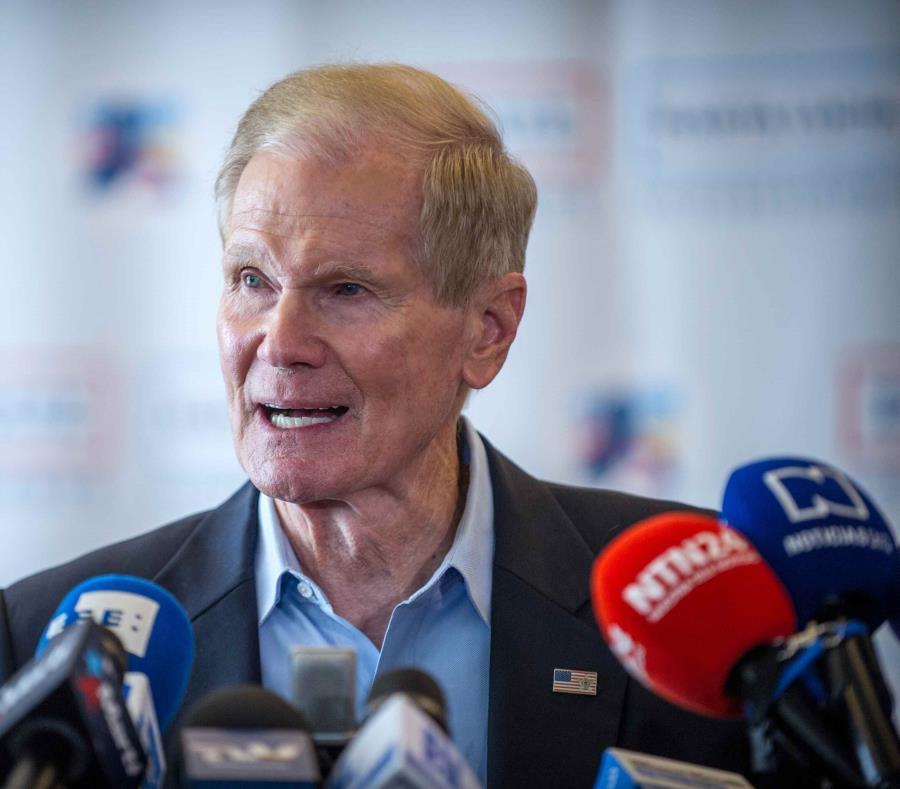 El recuento está sometido a demandas judiciales del senador demócrata Bill Nelson. (semisquare-x3)