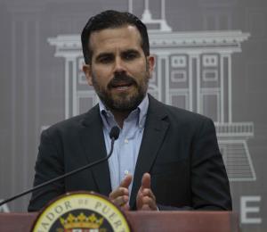 La muerte política de Ricardo Rosselló