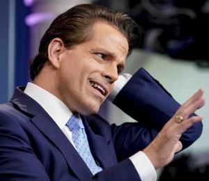 Cinco errores fatales de Scaramucci en la Casa Blanca