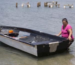 Apoyo a nuestros pescadores