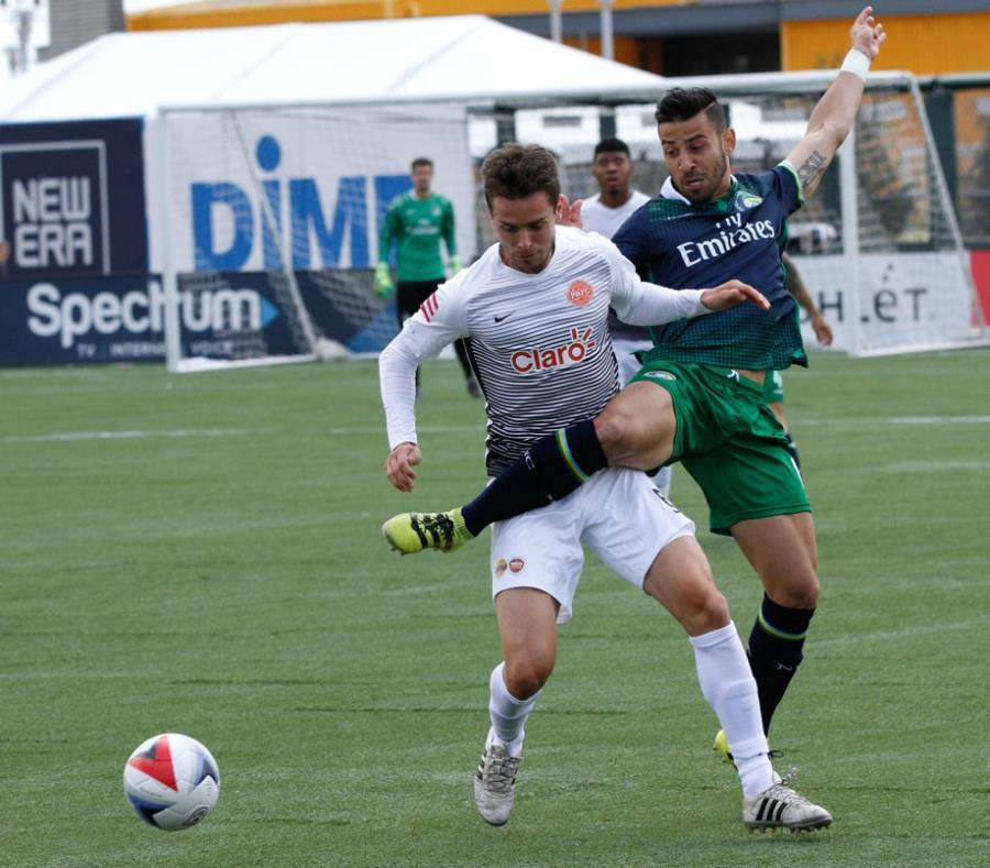 El PRFC sigue sin ganar en siete partidos de esta Temporada Primaveral de la North American Soccer League. (semisquare-x3)
