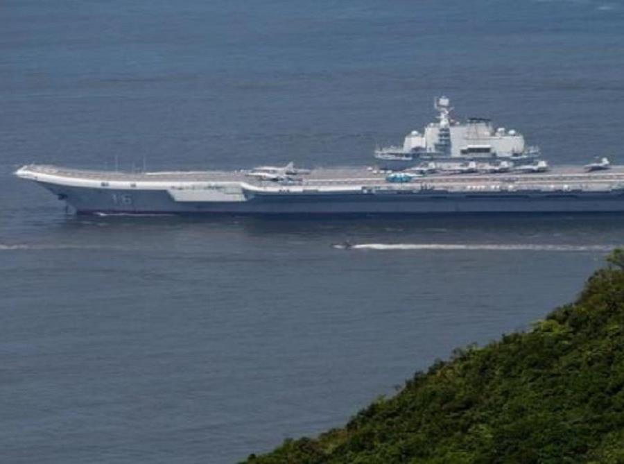 La Armada china cuenta con portaaviones desde 2012 (semisquare-x3)