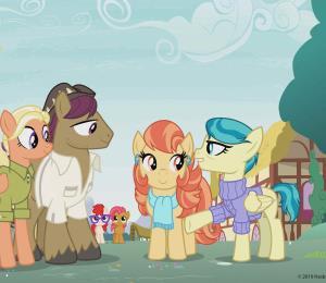 """""""My Little Pony"""" presenta por primera vez una pareja del mismo sexo"""