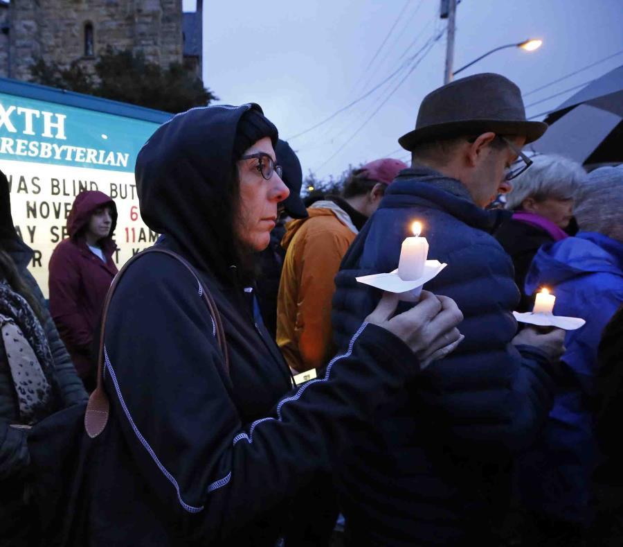 Identificadas las 11 víctimas del tiroteo en una sinagoga de Pittsburgh