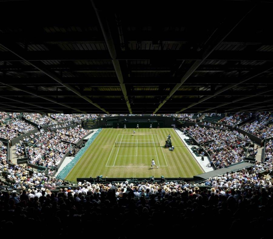 Vista general del All England Club de tenis. (EFE) (semisquare-x3)