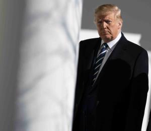 Política exterior y el residenciamiento de Trump