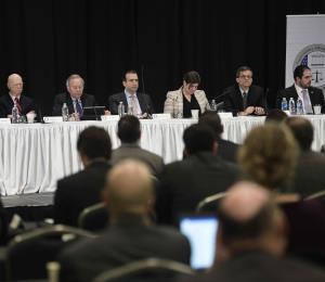 La Junta celebrará el lunes su duodécima reunión en la isla
