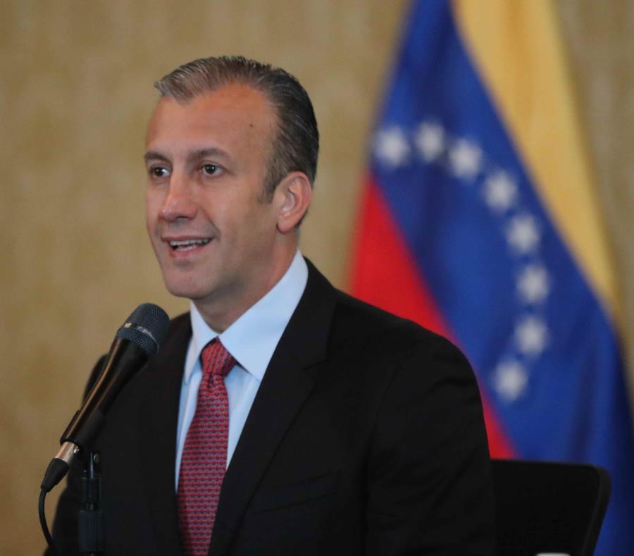 El vicepresidente económico y ministro de Industrias de Venezuela, Tareck el Aissami, anunció la apertura de la frontera terrestre con Brasil y de la frontera marítima con Aruba (semisquare-x3)