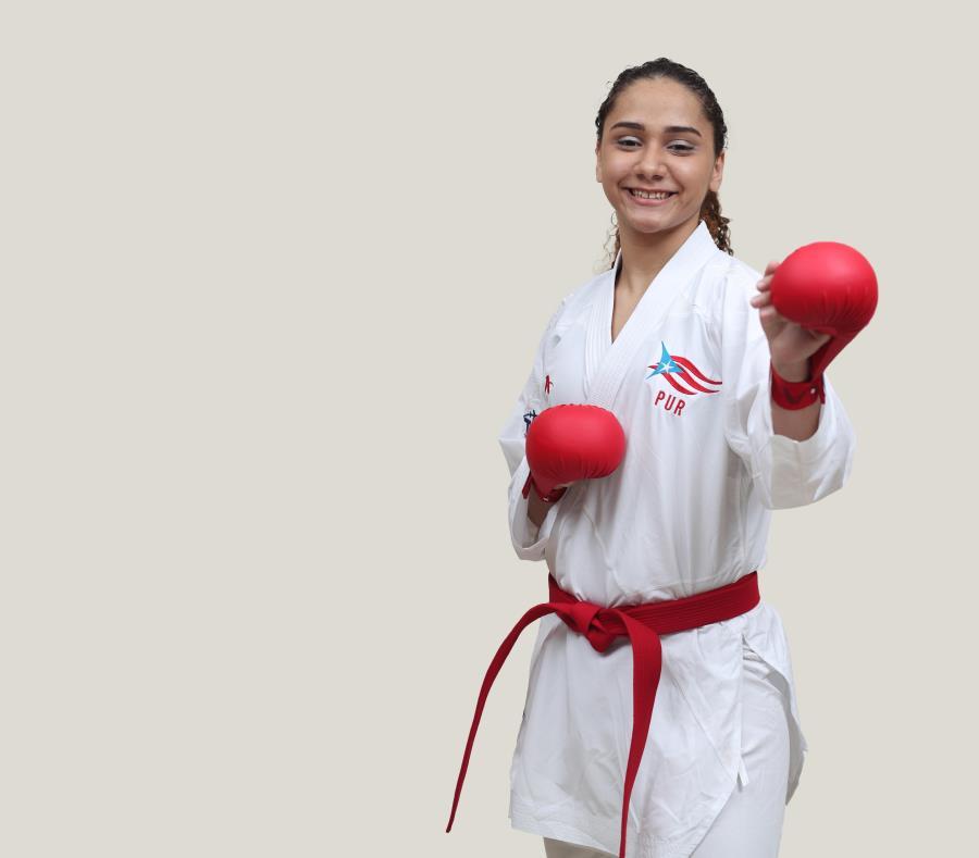 Janessa Fonseca Romero también aspira a competir en los Juegos Panamericanos de Lima 2019. (semisquare-x3)