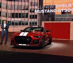 Detroit marca las tendencias de la industria automotriz