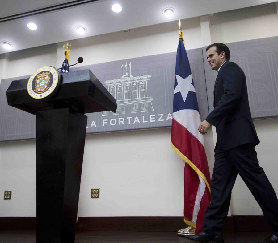 El gobernador Ricardo Rosselló aseguró ayer que su administración no discrimina contra municipios del Partido Popular Democrático. (semisquare-x3)