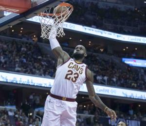 Los Cavaliers, Raptors, Pacers y Pistons logran triunfos dominicales