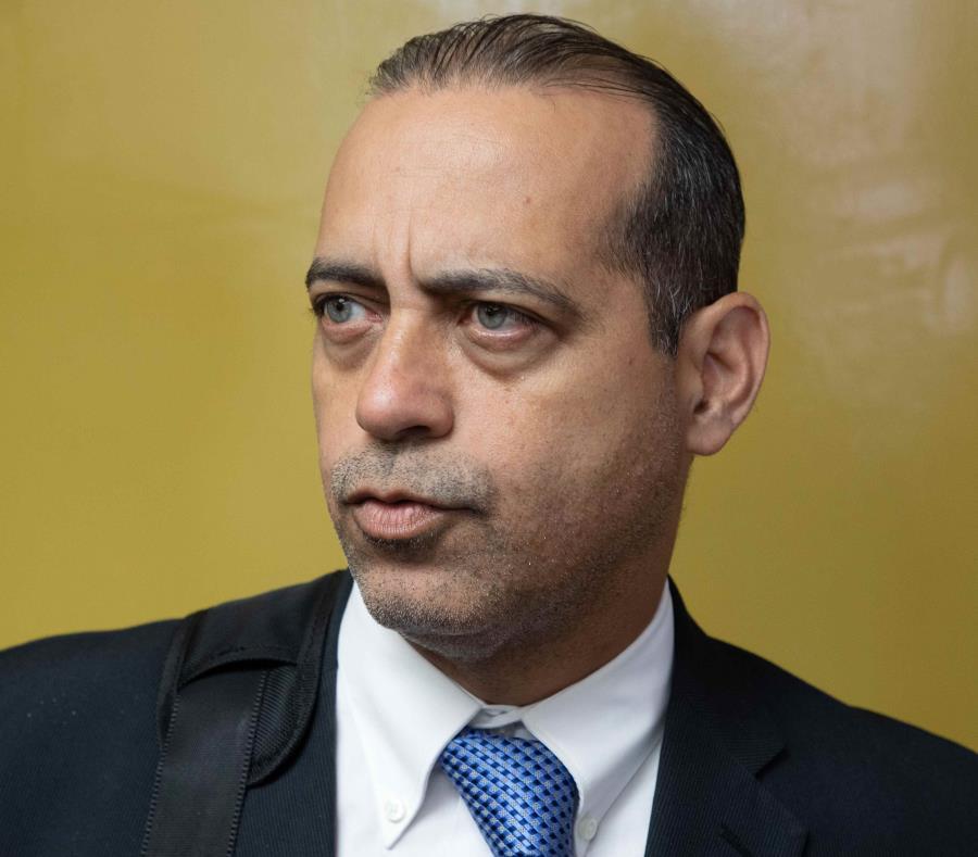 El fiscal especial independiente Ramón Mendoza. (semisquare-x3)