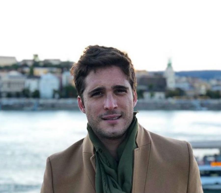 Diego Boneta se alista para la segunda temporada de