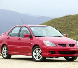 Mitsubishi Motors hace llamado a dueños de Lancer del 2004 al 2006